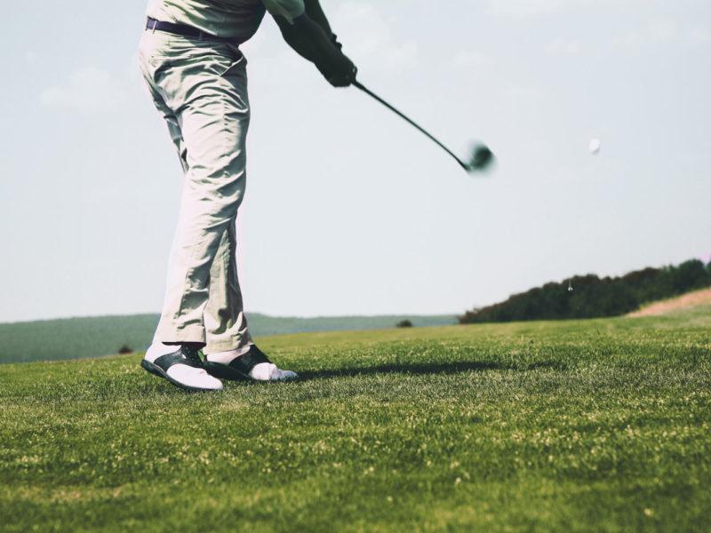 Golf spielen in der Südsteiermark