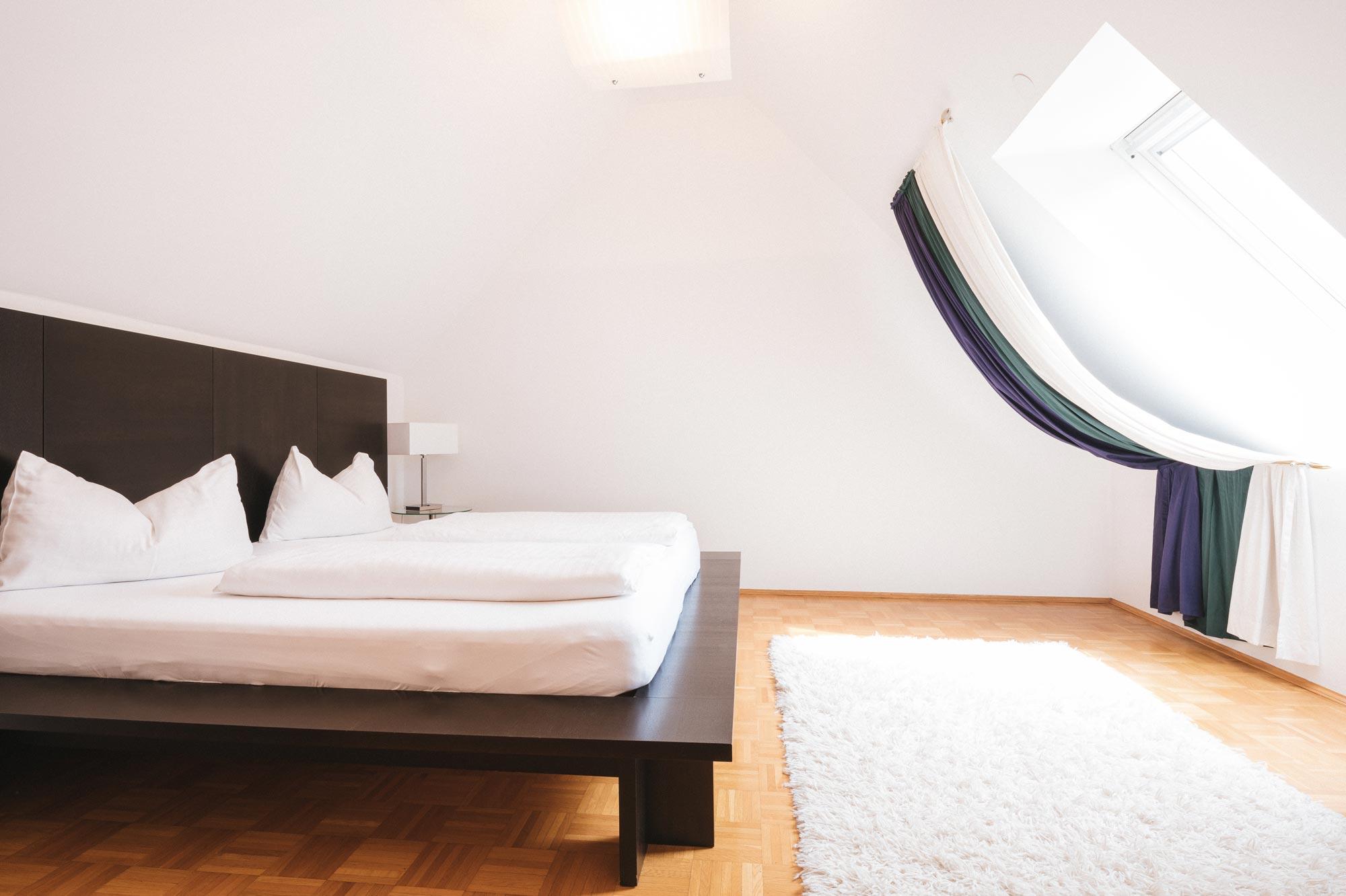 Apartement-2-Schlafbereich