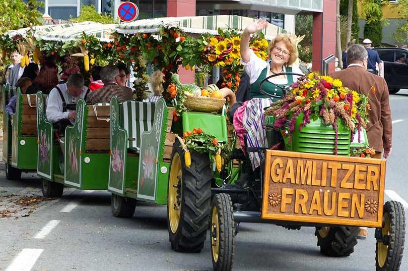 Gamlitz-Weinlesefest-Umzug