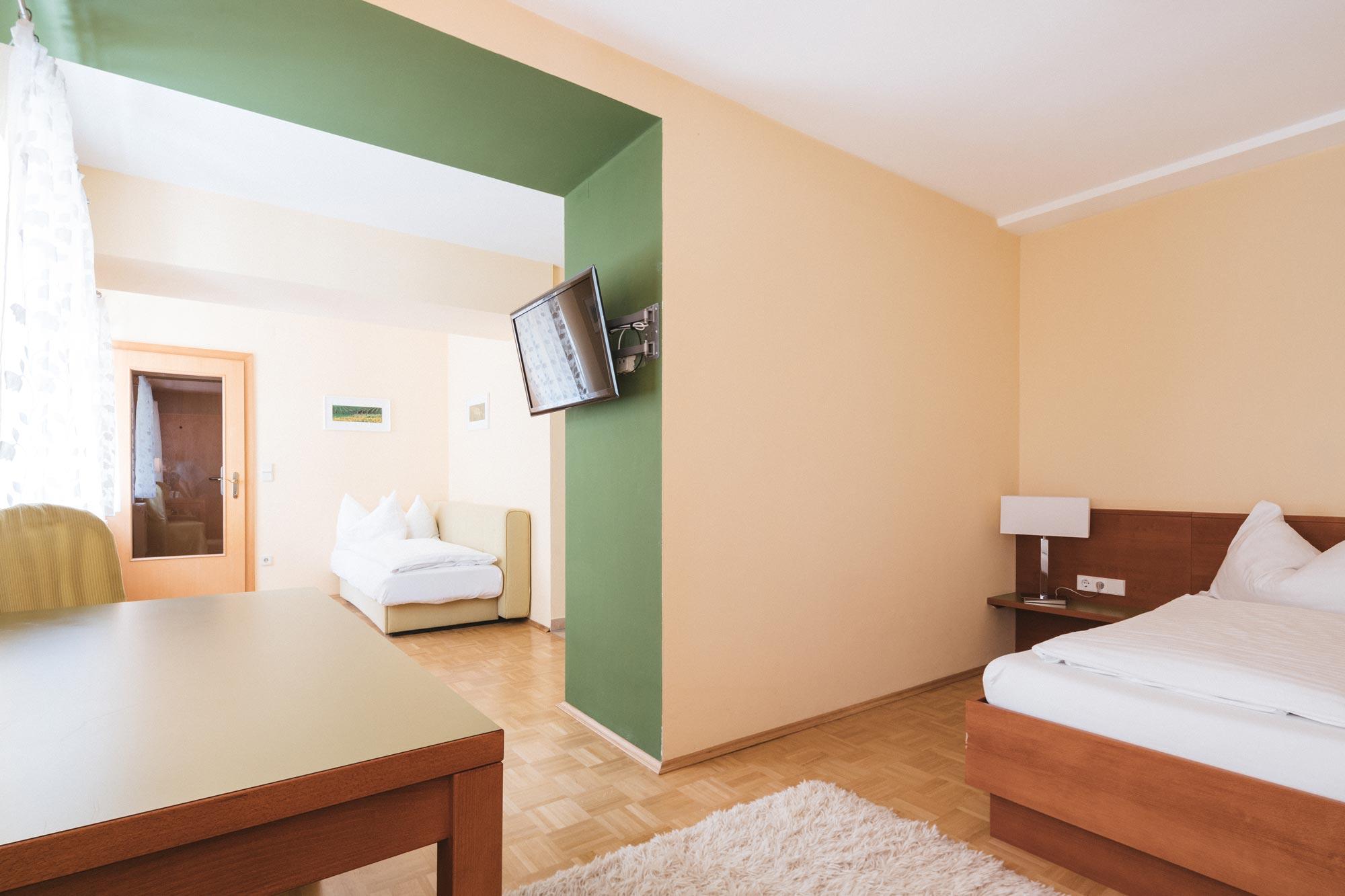 Apartment-1-Wohnbereich