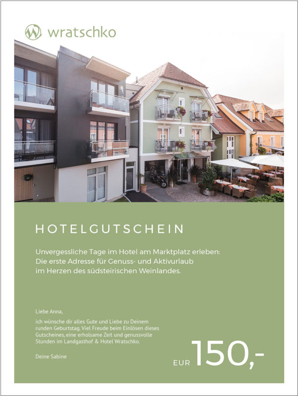 Gutscheinvorschau-Hotel